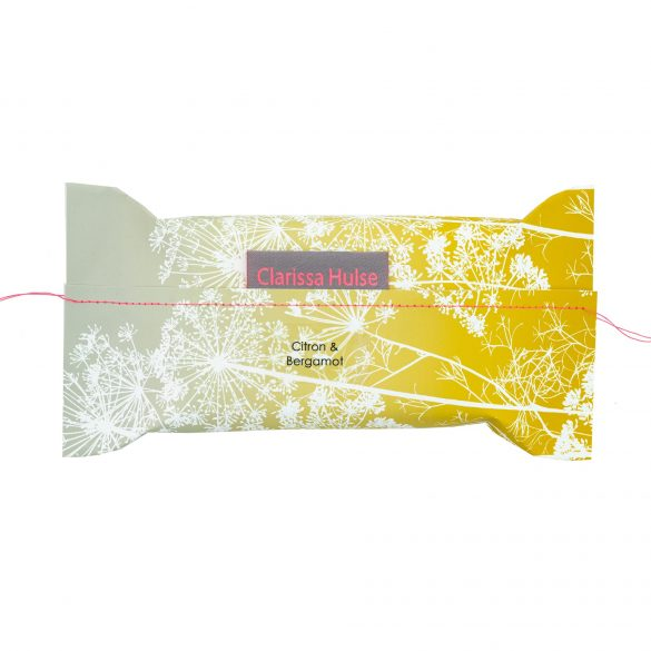 Soaps in printed paper - Citron & Bergamot