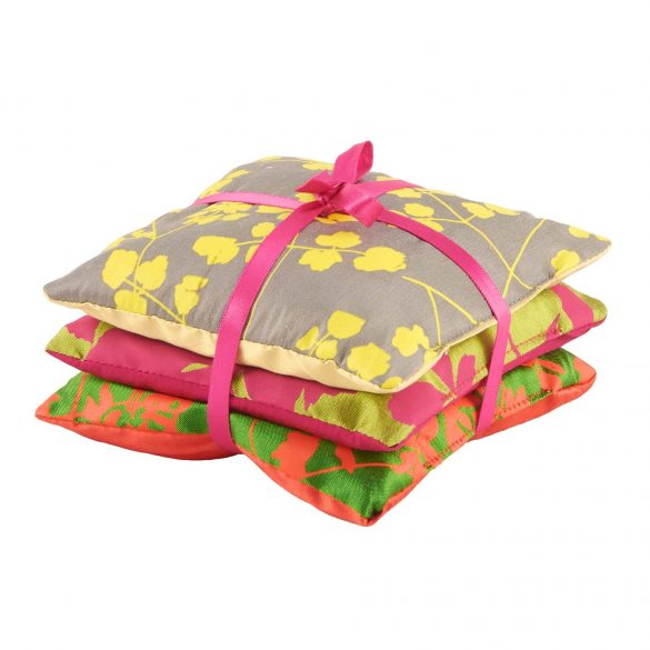 Lavender Bags - set of 3 - mixed brights