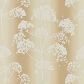Angeliki wallpaper - cream / hessian (111401)