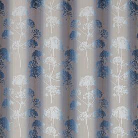 Angeliki fabric - indigo / stone (131887)