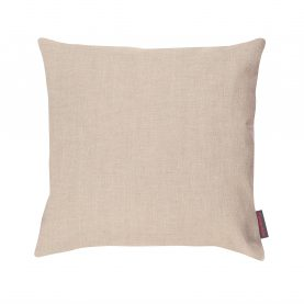 Espinillo linen cushion - gilver / smoke