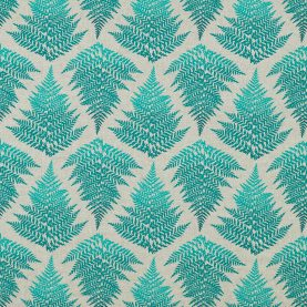 Filix fabric - ocean / teal (120545)