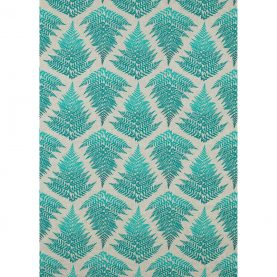 Filix fabric - ocean / teal (120545)