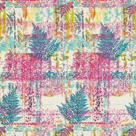 Kismet fabric - canvas / fluoro / brights (120555)