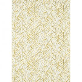 Seriphium fabric - ochre (120626)