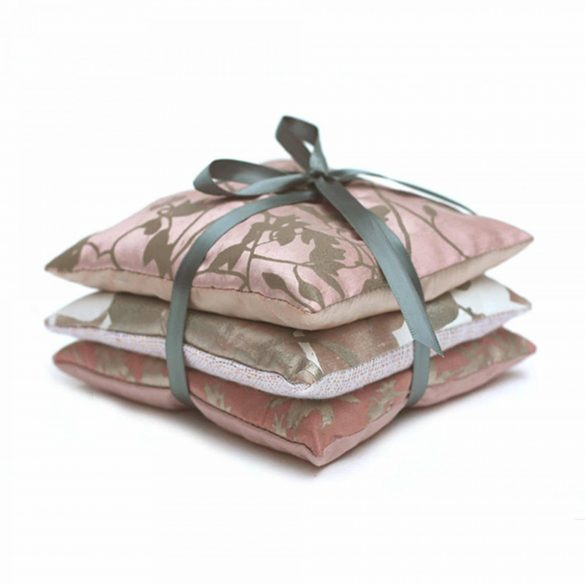 Lavender bags - set of 3 - neutral