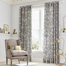 Espinillo curtains - grey