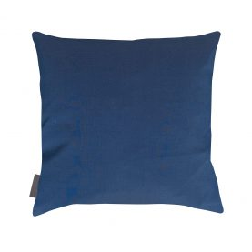 Falling Leaves silk cushion - pebble / midnight ombre