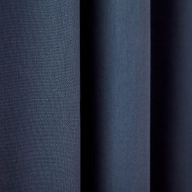 Chroma Curtains - dark blue