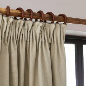 Chroma Curtains - natural