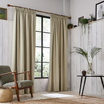CLARISSA HULSE Chroma Natural curtains main