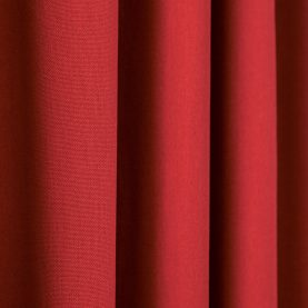 Chroma Curtains - paprika
