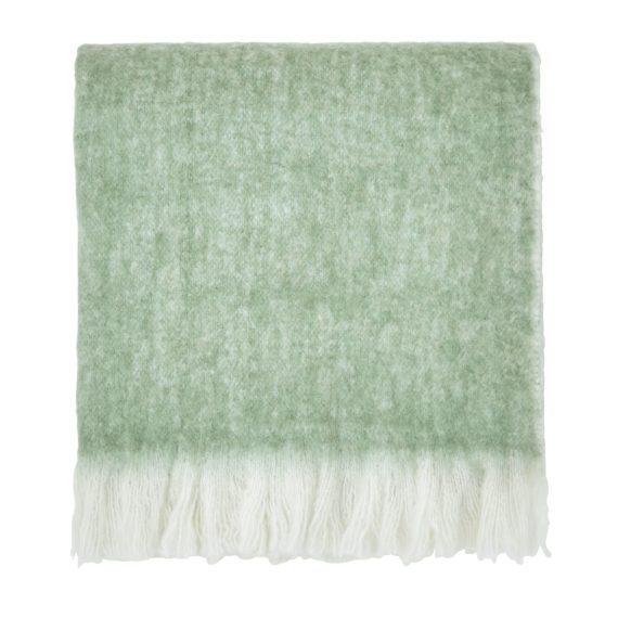 CLARISSA HULSE Costa Rica Fern throw co