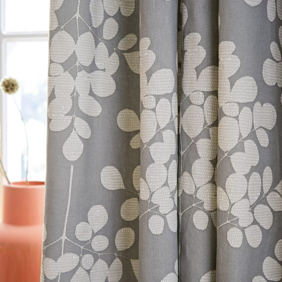 CLARISSA HULSE Ginko Patchwork curtain lifestyle
