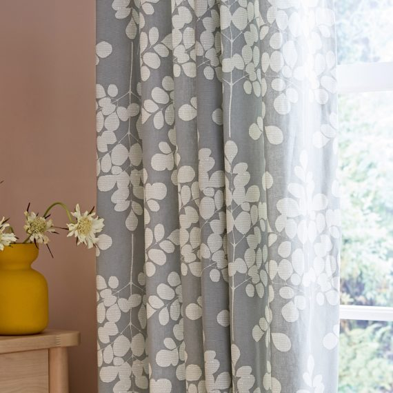 CLARISSA HULSE Ginko Patchwork curtain lifestyle V2
