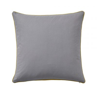 CLARISSA HULSE Ginko Patchwork cushion reverse co2