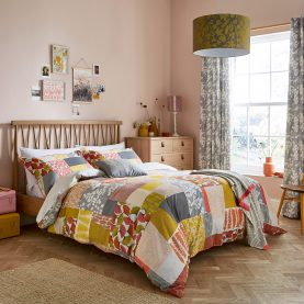 CLARISSA HULSE Ginko Patchwork main bed HR3