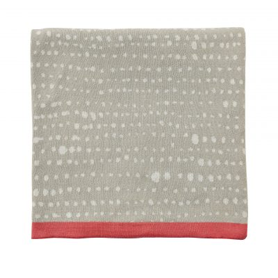 CLARISSA HULSE Ginko Patchwork throw co