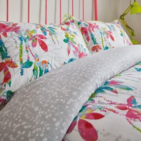 Jungle bed linen set - tropical