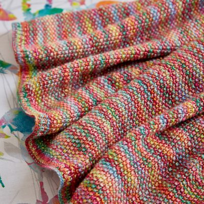 CLARISSA HULSE Jungle throw detail 01