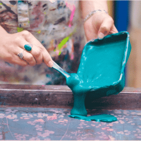 Screen-Printing Workshop - full day - Friday 13th March