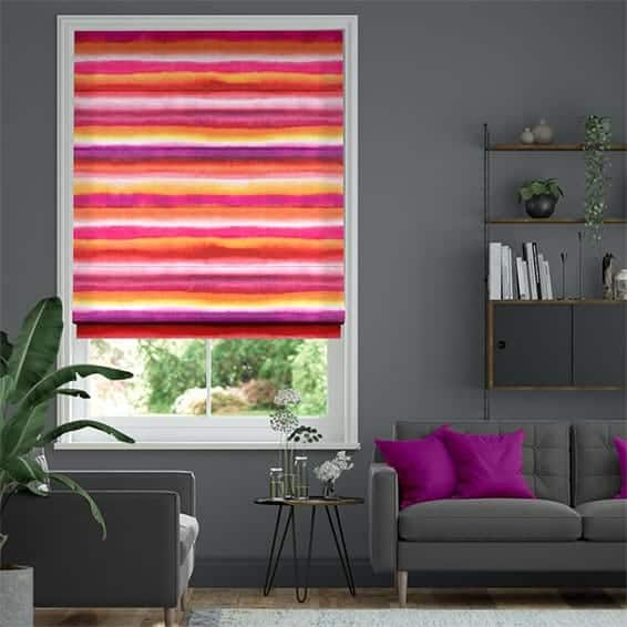 watercolour-stripe-sunset-36-roman-blind-1