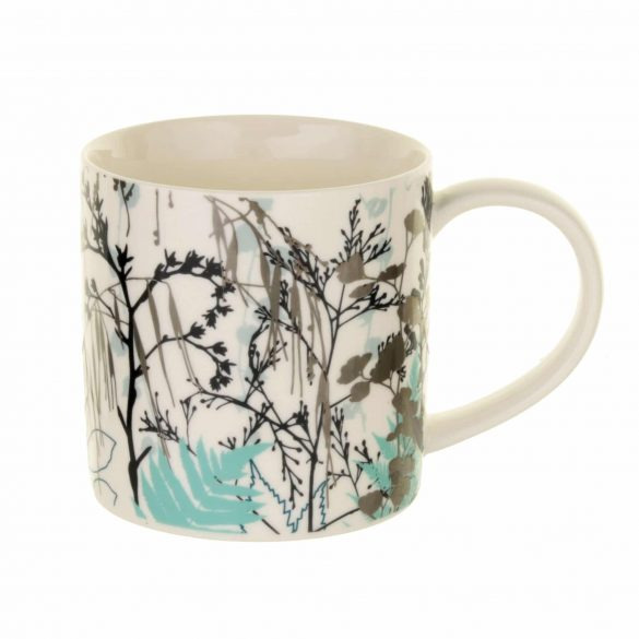 Enchanted forest mug - blue