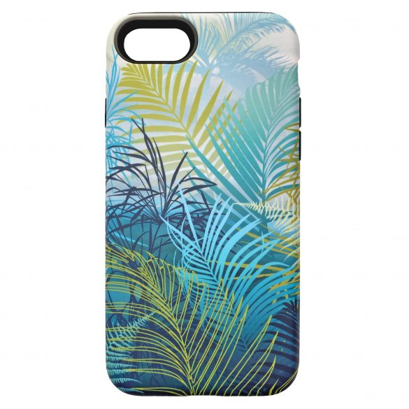 Cloud Forest phone case - peacock