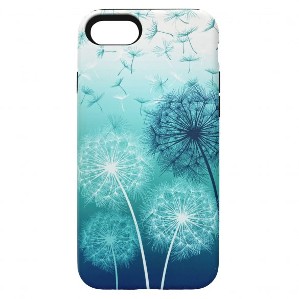 Dandelions phone case - kingfisher