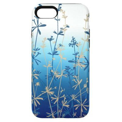 Hortelano phone case - marine blue
