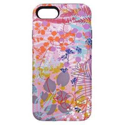 Kismet phone case - blush pink