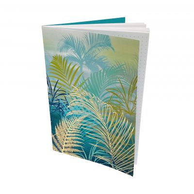 Cloud Forest notebook - peacock