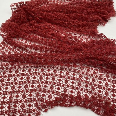 Fabric Piece 293 - French lace - 50 x 190cm