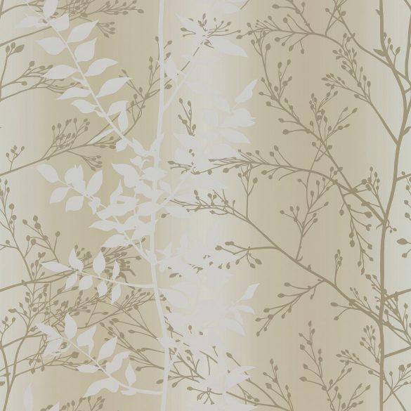 Persephone wallpaper - natural / honeycomb / cream (110185)