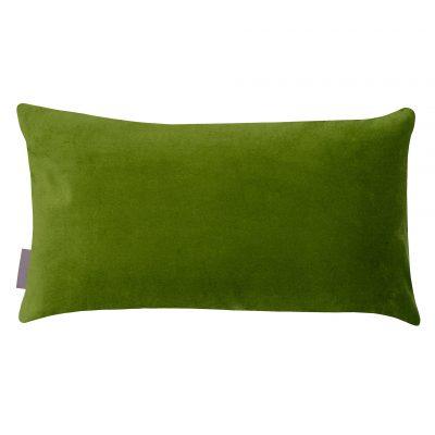 oasis green olive cushion