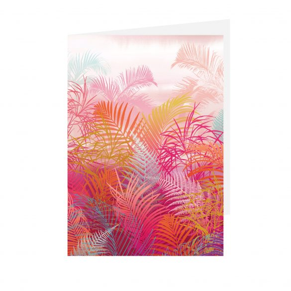 Greetings card - Cloud Forest