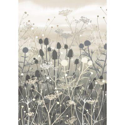 Giclée print - Tania's garden natural